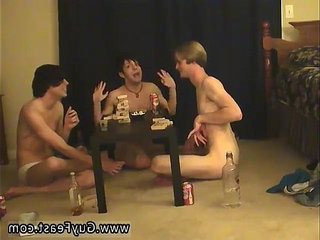 Gay twink joy pissing jismming Trace and William get together with