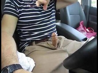 Car Jerk, Talking and Cumming