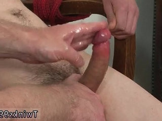Gay handsome masturbation A Cock Throbambisexualng Wank Off!