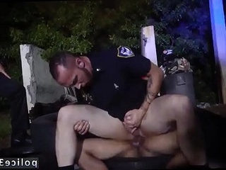 Gay porn young offender gets fucked by cop the