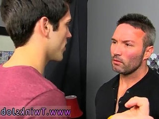 Free dangled gay anal vids Brock Landon is leanking dinner plans, but