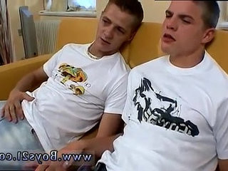 Jockey y front gay hook-up movies Tobey then getranssexual Leo up on all fours and