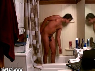 homo man fuck Some folks sing in the showcaseer, others stroke the jizz from