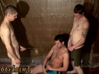 Nude men Piss Loving Welsey And The Boys
