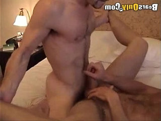 Hairy Hunk loves Ass Pounding