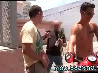 Public gloryhole boys gay Scoring On Scooters