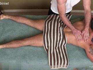 Muscle step-dad bondage booty fucking