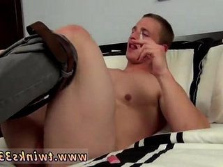 youthful gay homo man boy getting off Marcus Mojo And Dylan Knight