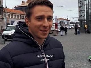 Czech amateur accept money for raw pov butt fucking - CZECHHUNTER