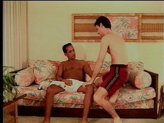 gamfinishes Gay Macho Man Island Fever scene