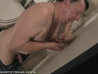 The Chubby Cock Sucker
